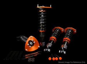 KSport Kontrol Pro Adjustable Coilover Damper Kit Set for 96-00 Honda Civic EK