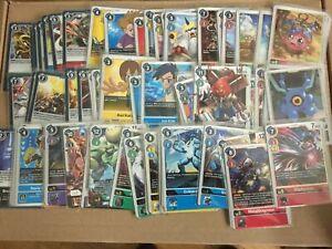 Digimon Card Game - RARE - Singles (English TCG ) SELECT YOUR OWN