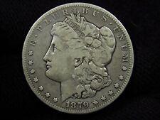 1879-S Morgan Silver Dollar REV OF 78