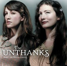 THE UNTHANKS - HERE'S THE TENDER COMING  CD NEU