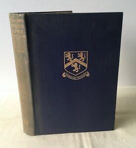 Arthur C Wardle - Benjamin Bowring and his Descendants (Signed) - UK 1st HB 1938