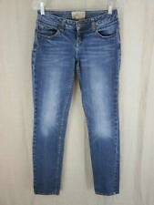American Rag Cie Womens 3R Skinny Jeans Low Rise Cotton Stretch Distressed