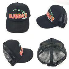 BUBBA'S Hanalei Kauai Hawaii Burger Joint Restaurant Cobra Baseball Cap Hat