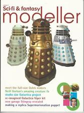 Sci-Fi & Fantasy Modeller Volume 1 Soft Cover Mint Condition Rare Only Copy