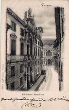 # VICENZA: BIBLIOTECA BERTOLIANA 1901