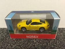 Porsche 997 Carrera s jaune environ 1:50 NOREV showroom à partir de 3 ans