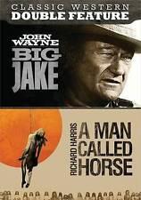 Big Jake/A Man Called Horse [2 Discs] DVD Region 1