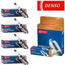 4 - DENSO 3037 / W16PR-U Spark Plug Nickel Resistor