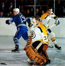 Gerry Cheevers Boston Bruins 8x10 Photo