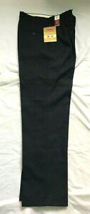 BALOUCCI BLACK DRESS PANT WORKWEAR WORK SCHOOL PANT - SIZE 82