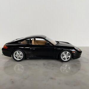 Bburago Gold Collection Porsche 911 Carrera 1997 black 1/18 scale