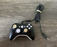 Xbox 360 Wired Scuf Hybrid Controller With Trigger Stops (2 Paddles) Tested