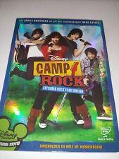 Camp Rock Movie DVD 16:9 2008 *Used*