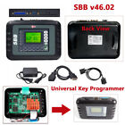 Sbb V46.02 Key Code Readers Scanners Immobilizer Truck Tool Fit For Nissan