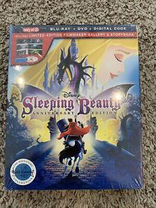 Disney SLEEPING BEAUTY Target Anniversary Edition (Blu-ray + DVD + Digital Code)
