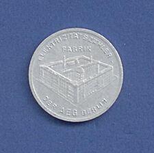 Medaille Token AEG Wertmarke Münzzähler Elektrizität AEG Berlin Ø 25 mm A11/200