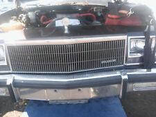 1984 85  Buick Lesabre Right Bumper Filler Trim Molding