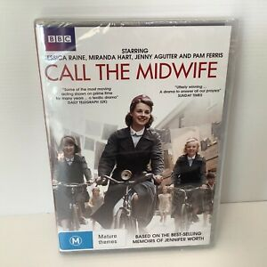Call The Midwife (DVD, 2012, 2-Disc Set) season one NEW SEALED  rated M