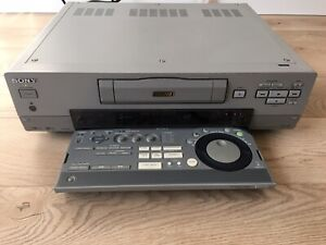 Sony DSR-30P MiniDV DVCAM Player Recorder Tested Working 17470