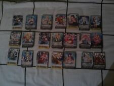 Lot 21 cartes Cardfight Vanguard neuve