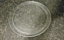 11 3/8 Inch Glass Microwave Turntable Plate H34 FREE SHIPPING