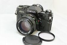 Canon AE-1 35mm SLR Film Camera f1.4  FD 50mm From japan