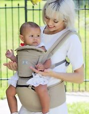 #1 High Performance 4 in 1 Baby Carrier with Hip Seat for Infants and Toddlers