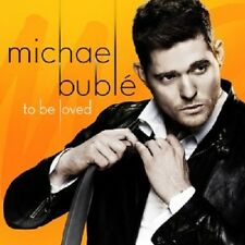 MICHAEL BUBLE - TO BE LOVED  CD  14 TRACKS INTERNATIONAL POP  NEU