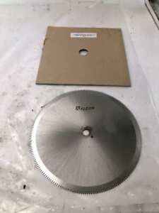 "Cooper Standard/Alcon 126354 10"" Metal Cutting Circular Saw Blade 200 tooth -NIB"