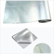 1 Roll heat shield Aluminum Fiberglass Cloth PSA Protector Durable Barrier Layer