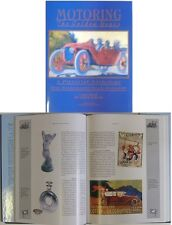 Les années d'or automobile livre sur l'art AFFICHES PEINTURES mascottes 24 PIECES +