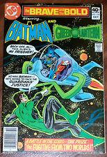BRAVE & THE BOLD #155 (VF/NM) BATMAN! GREEN LANTERN! DC 1979 LQQK!