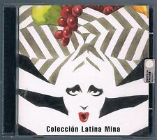 MINA COLLECCION LATINA CD F.C. PRINTED IN ITALY SIGILLATO!!!