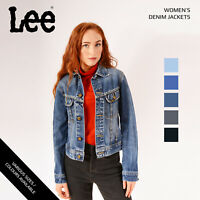 Vintage Lee Women's Denim Jackets Various Colours XS,S,M,L,XL,XXL