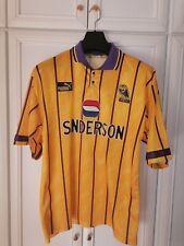 Vintage sheffield wednesday Shirt 1993 1995 Puma