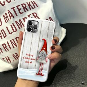 Personalised Elf On The Shelf Xmas Phone Case Cover For iPhone Samsung ETC 065-2