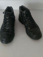 Mephisto Black Leather Men's Lace Up Boots Shoes UK Size 8.5
