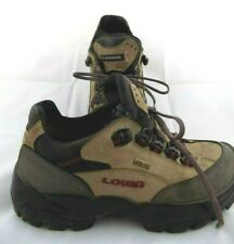 LOWA Womens size 7.5 hiking boots--Gore-Tex--Low top--leather suede outer