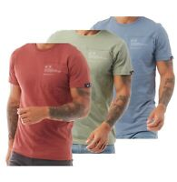 Mens Duck And Cover Cotton Crew Top Short Sleeve T Shirt Sizes from S to XXL