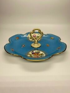 Antique Sevres serving tray