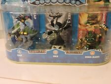 NEW! SKYLANDERS SPYRO'S ADVENTURE PACK ZAP HEX AND DINO-RANG