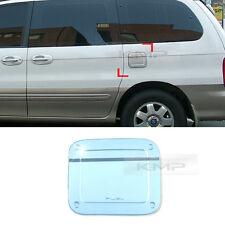 Chrome Fuel Cap Cover Molding Garnish Trim For KIA 2002-2005 Sedona / Carnival 2
