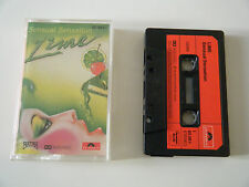 LIME - SENSUAL SENSATION - CASSETTE TAPE - 1984 RED PAPER LABEL - POLYDOR