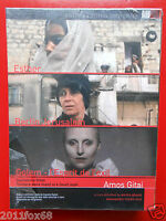 amos gitai esther berlin jerusalem golem l'esprit de l'exil box set 4 dvd + book