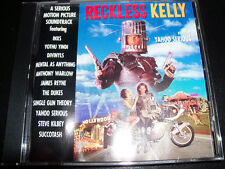 Yahoo Serious Reckless Kelly Australian Soundtrack CD Inxs Divinyls Anthony Warl