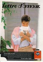 Publicité ancienne pellicule photo Agfacolor 100 1982 issue de magazine