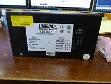 Lambda  LZS-250-1 Switching Power Supply 5V  50Amp  250Watt      USED