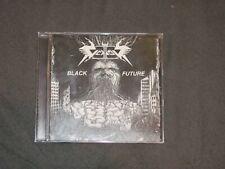 VEKTOR Black Future CD 1st Press NM black thrash metal atheist coroner toxik