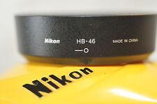 Nikon HB-46 HB 46 hood 4345 for DX AF-S Nikkor 35mm 1.8 G lens Official product