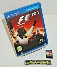 ++ jeu sony PS VITA F1 formula 1 2011 ++